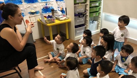 Chinese Curriculum in Preschool